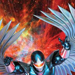 WAR OF KINGS: DARKHAWK #1