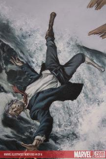 Marvel Illustrated: Moby Dick (2007) #4