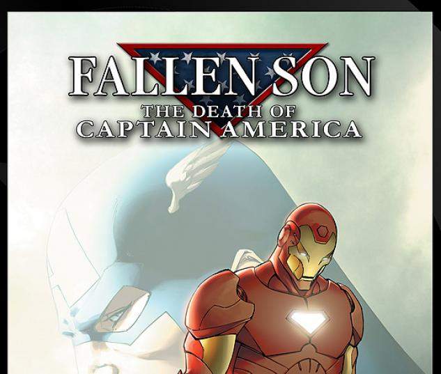 FALLEN SON: THE DEATH OF CAPTAIN AMERICA - IRON MAN #5