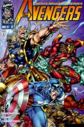 Heroes Reborn: Avengers (Trade Paperback)