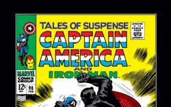 TALES OF SUSPENSE #98