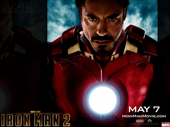 Iron Man 2: Movie Poster #1