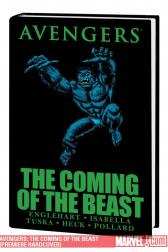 Avengers: The Coming of the Beast #1 