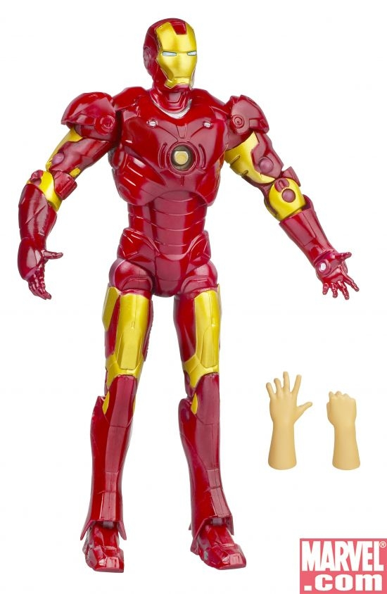 Iron Man Prototype