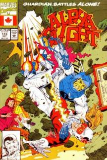 Alpha Flight (1983) #113