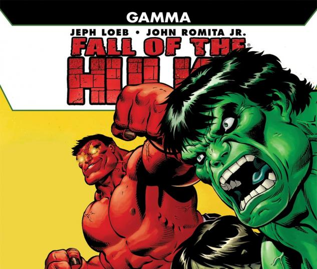 Fall of the Hulks: Gamma (2010) #1