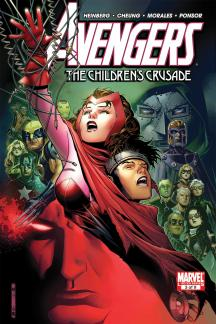 Avengers: The Children's Crusade (2010) #3