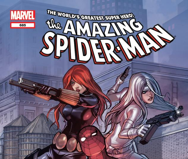Amazing Spider-​Man (1999) #685