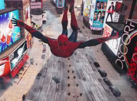 The Amazing Spider-Man Game Launch Trailer