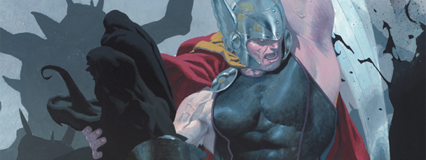 Sneak Peek: Thor: God of Thunder #3