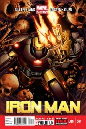 Iron Man #4 