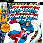 Captain America (1968) #225 Cover