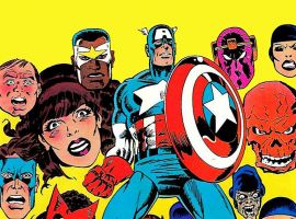 Follow the History of Captain America Pt. 19