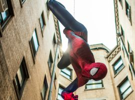 Amazing Spider-Man 2 Google Hang Out
