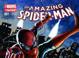 AMAZING SPIDER-MAN 1 MHAN VARIANT (ANMN, WITH DIGITAL CODE)