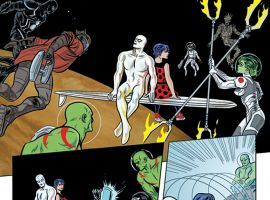 Who Says You Can't Go Home? Your First Look at SILVER SURFER #4