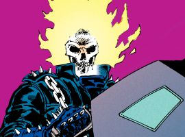 Happy 25th Birthday, Ghost Rider