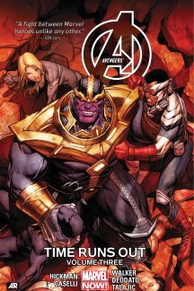 Avengers by Jonathan Hickman Vol. 3 (Hardcover)
