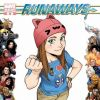 RUNAWAYS #13 cover by Takeshi Miyazawa