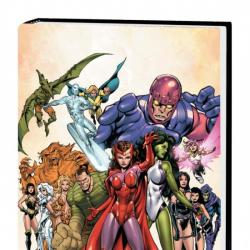Official Handbook of the Marvel Universe a to Z Vol. 10 (2009 - Present)