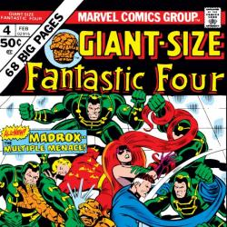 Giant Size Fantastic Four (1974 - 1975)