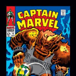 Marvel Masterworks: Captain Marvel Vol. 1 (2005)