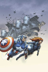 MARVEL TEAM-UP (2006) #6 COVER