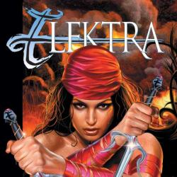 ELEKTRA: THE SCORPIO KEY TPB COVER