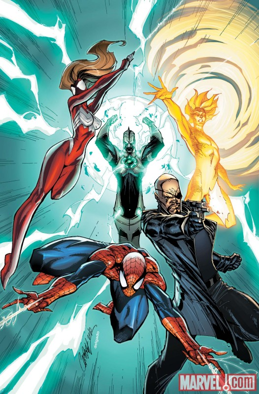 ULTIMATE COMICS MYSTERY #1 cover by J. Scott Campbell | Marvel.com