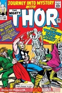 Marvel Masterworks: The Mghty Thor Vol. 2 (Trade Paperback)