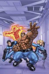 Marvel Adventures Fantastic Four Vol. 1: Family of Heroes (Digest)
