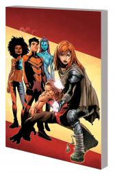 GENERATION HOPE: THE FUTURE'S A FOUR-LETTERED WORD (Trade Paperback)