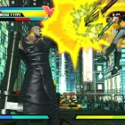 X-23 and Nemesis in Ultimate Marvel vs. Capcom 3 for the PlayStation Vita