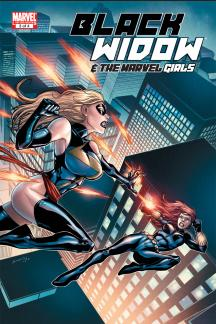 Black Widow & the Marvel Girls (2009) #3
