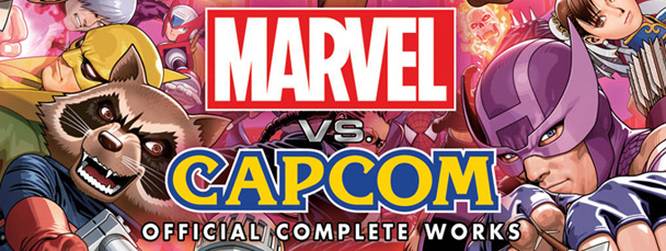 Get Marvel vs. Capcom: Official Complete Works
