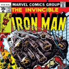 Iron Man (1968) #113 Cover
