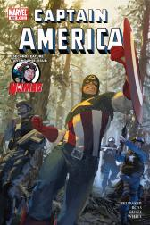 Captain America #602 
