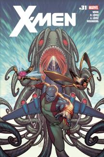 X-Men (2010) #31