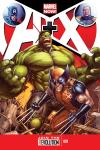 A+X (2012) #1