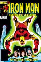 Iron Man #185 