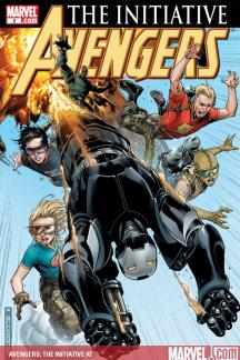 AVENGERS: THE INITIATIVE #2