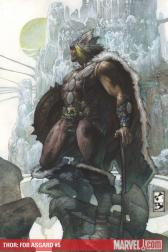 Thor: For Asgard #5 