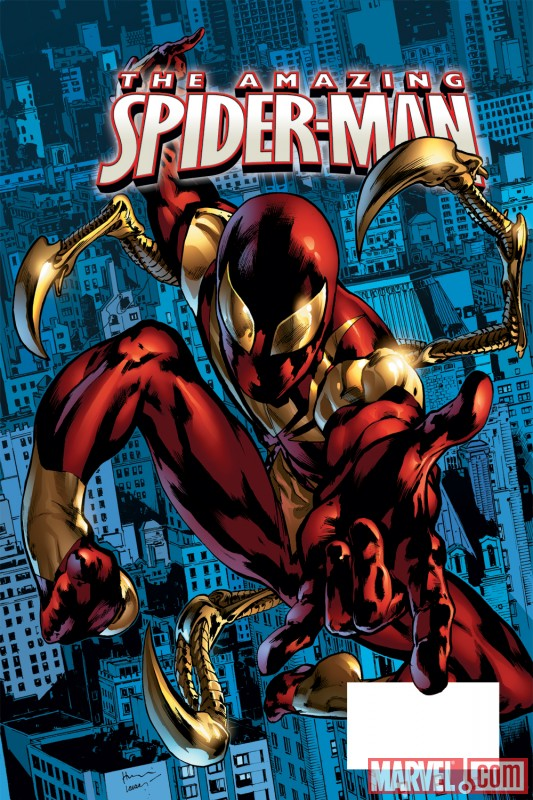 The Iron Spider