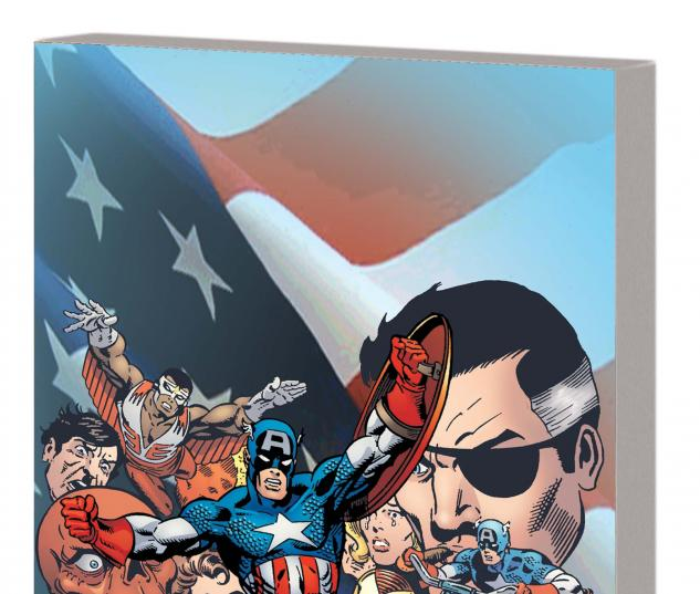 Essential Captain America Vol. 6 TPB