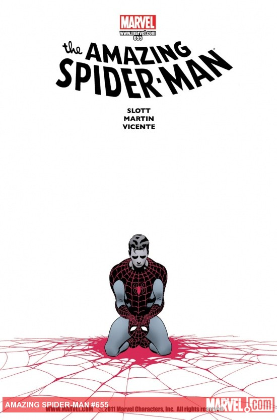 Amazing Spider-Man (1999) #655