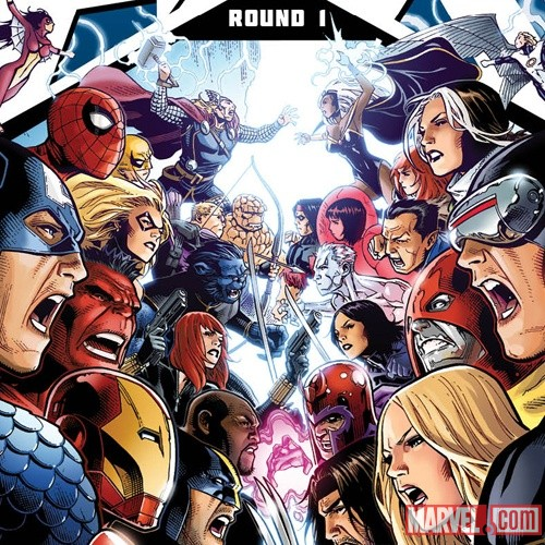 Avengers Vs. X-Men: War Journals Video Series