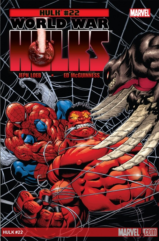 Hulk (2008) #22