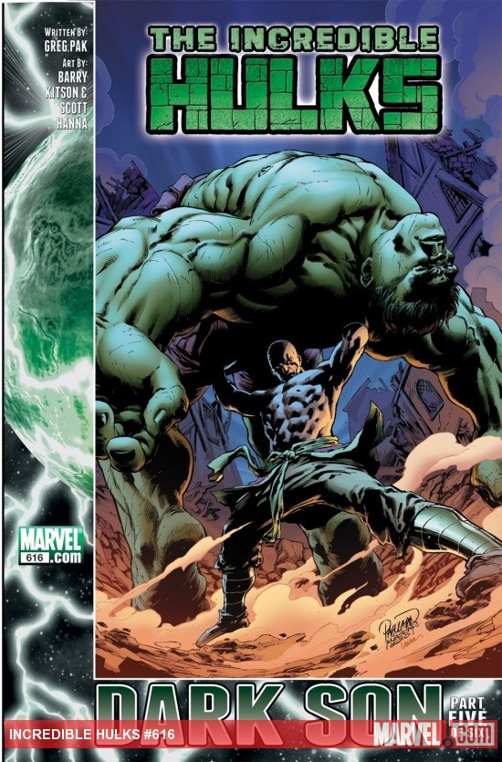 Incredible Hulks (2009) #616