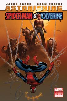 Astonishing Spider-Man/Wolverine (2010) #4