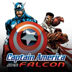 Captain America and the Falcon (2004)
